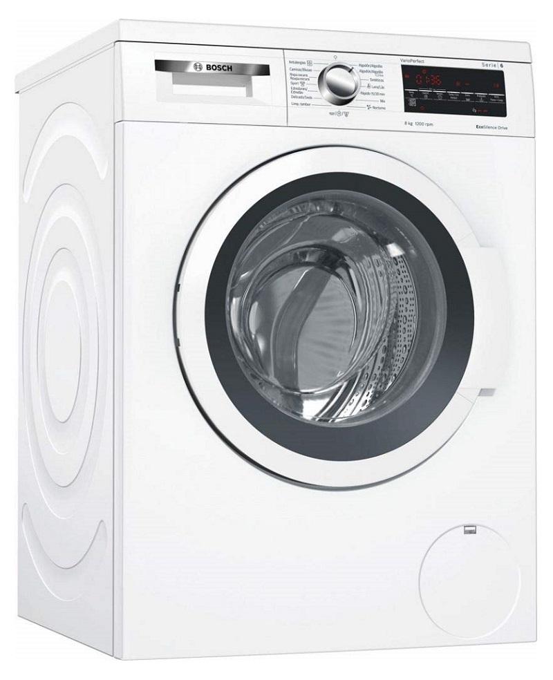 Bosch Serie 6 WUQ24468ES 8kg blanca a+++