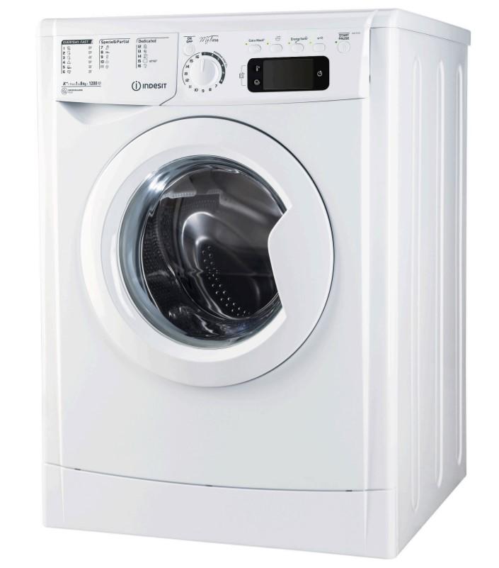 Indesit EWE 81252 W EU lavadora 8kg