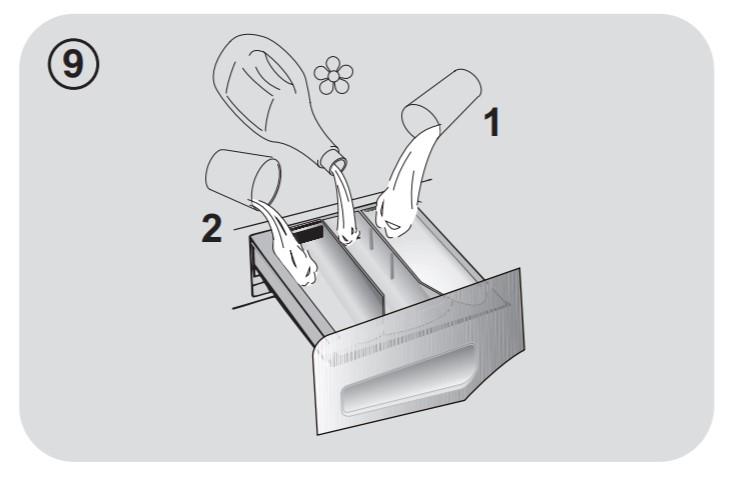 detergente DXOA 510AC3 hoover